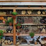 Insektenhotel beimTalmuseum