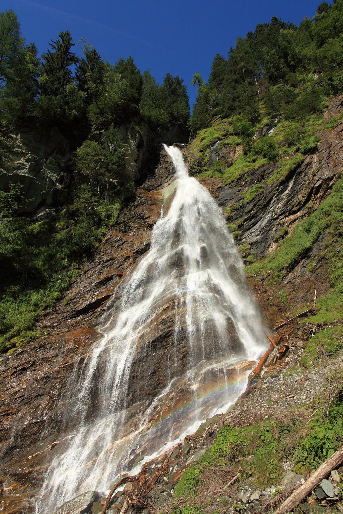 Wasserfall Stockham